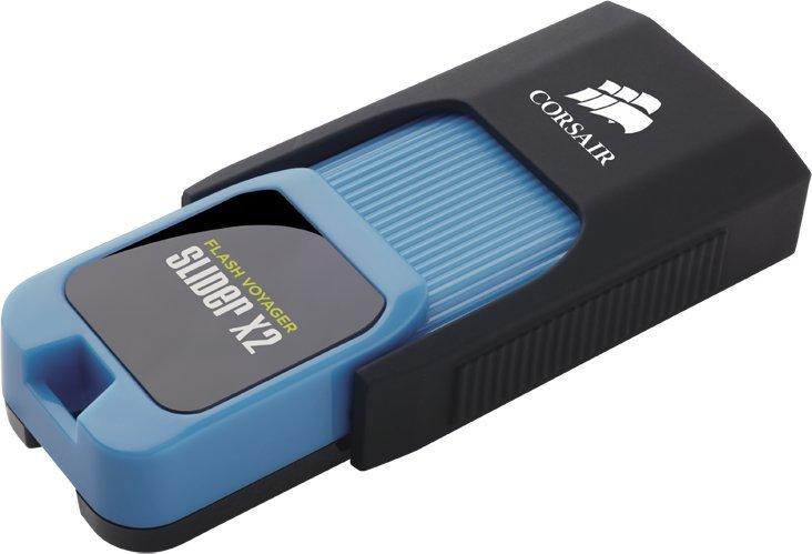 Flash disk Corsair Flash Voyager Slider X2 256GB USB 3.0