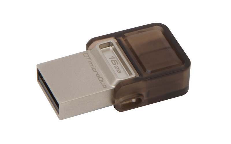 OTG flash disk Kingston DataTraveler MicroDuo 16GB USB 2.0 / micro USB