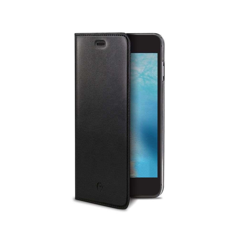 CELLY Air Pelle flipové pouzdro na Apple iPhone 7 černé