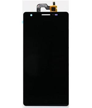 LCD displej + dotyková deska pro ZOPO ZP720, černá