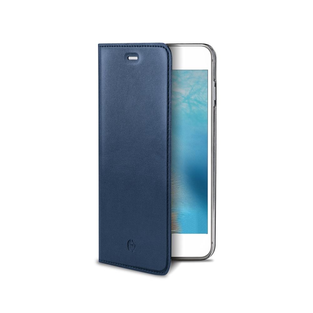 CELLY Air Pelle flipové pouzdro na Apple iPhone 7 modré
