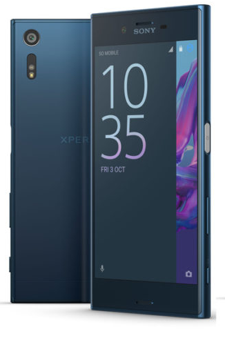 Sony Xperia XZ F8331 Blue