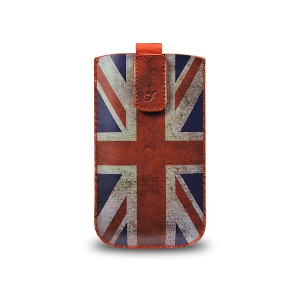 CellularLine TATTO pouzdro velikost XL motiv vlajka UK