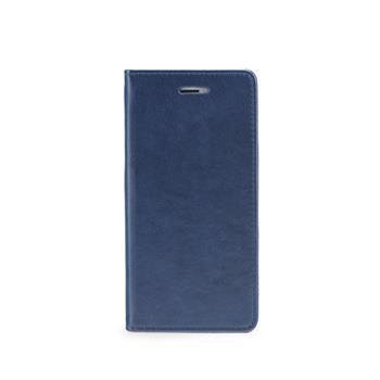 Pouzdro Magnet Book Huawei P8 LITE modré