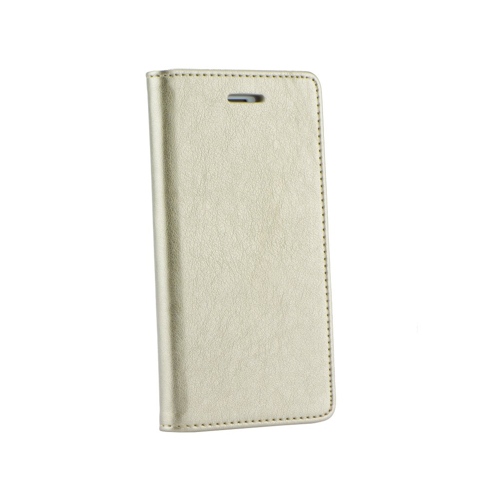 Magnet Book pouzdro flip Samsung Galaxy A3 2016 zlaté