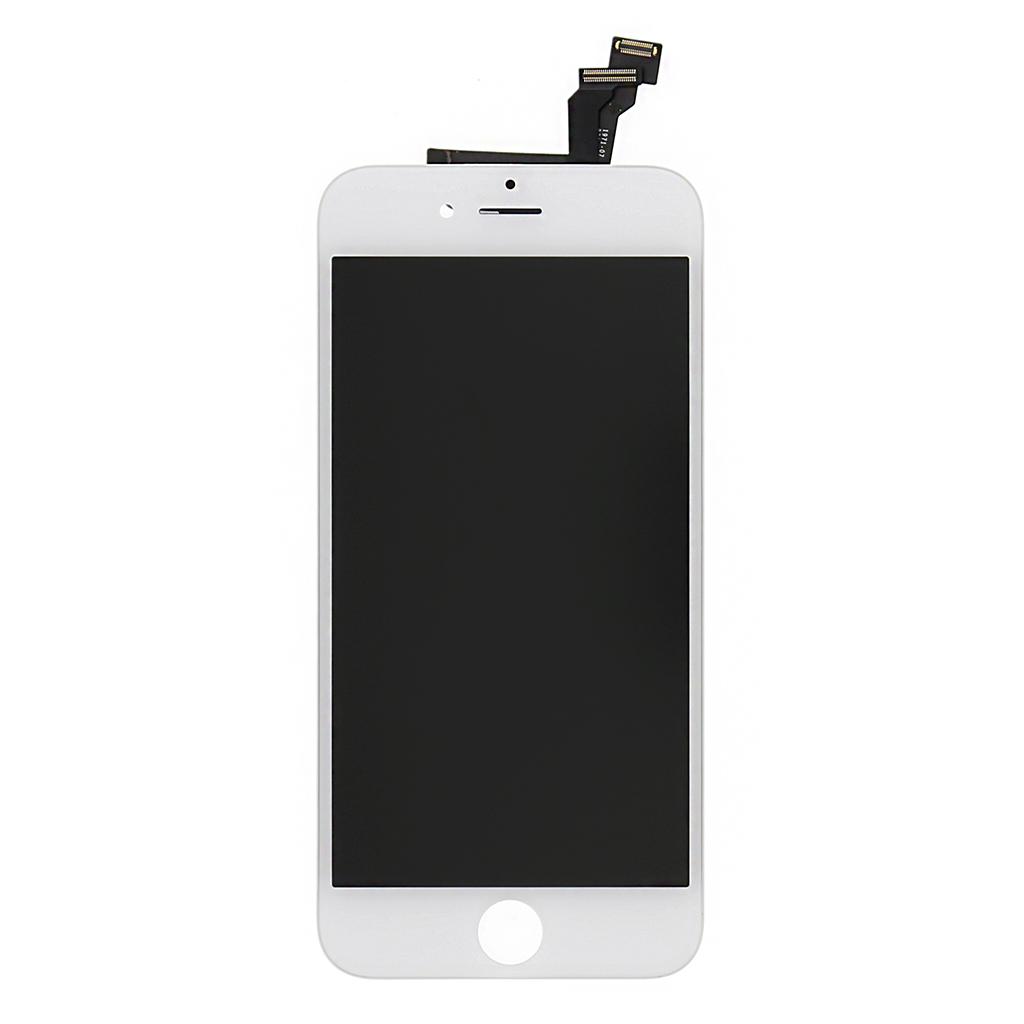 LCD display + dotyková deska pro iPhone 6 4.7, bílá OEM