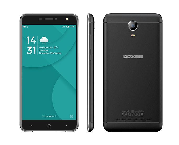 Doogee X7 Pro 16GB Grey