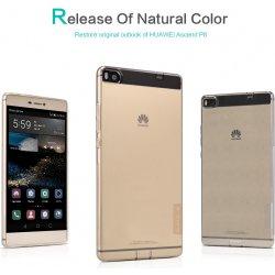 Nillkin Nature silikonové pouzdro pro Apple iPhone 7 Plus, hnědé