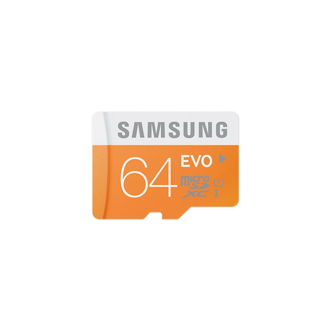 Paměťová Micro SD karta Samsung EVO 64GB class 10