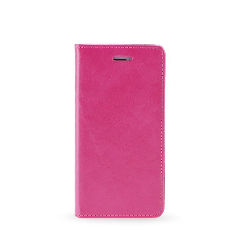 Magnet Book pouzdro flip Huawei P8 Lite růžové