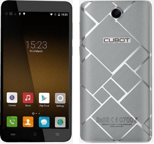 Cubot Max 32GB LTE Silver