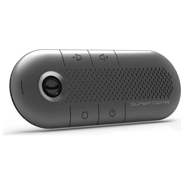 Bluetooth HF na stínítko SuperTooth CRYSTAL, MultiPoint, AutoConnect, AutoPairing, titanová šedá
