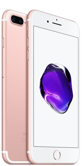 Apple iPhone 7 Plus 32GB Rose GoldProtiskluzová podložka pro mobilní telefony v hodnotě 199 Kč + DOPRAVA ZDARMA