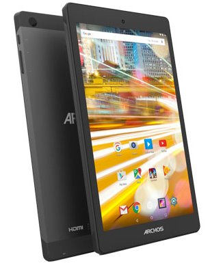 "Tablet ARCHOS 80 Oxygen 8"" 32GB Black"