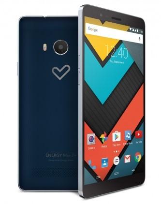 Energy Phone Max 2+Protiskluzová podložka pro mobilní telefony v hodnotě 199 Kč