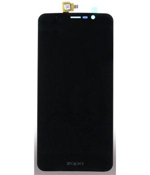 LCD displej + dotyková deska pro ZOPO ZP951, černá