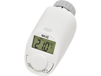 Programovatelná termostatická hlavice na topení eQ-3 MAX! Basic