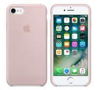 Apple iPhone 7 silikonové pouzdro Pink Sand