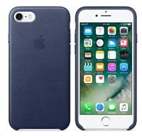 Apple iPhone 7 kožené pouzdro Midnight Blue