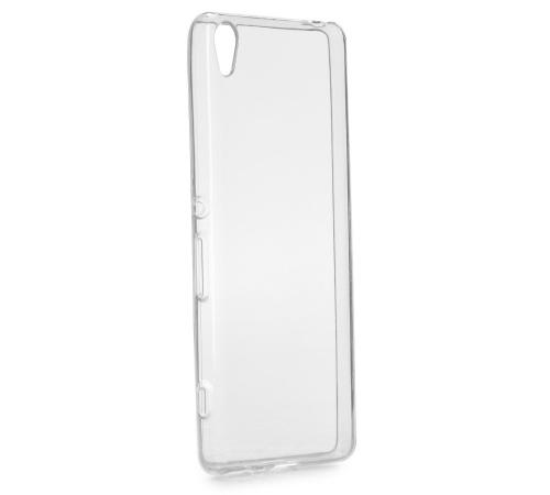Ochranný zadní kryt Forcell Ultra Slim 0,5mm pro Sony Xperia XA (F3111) bezbarvý