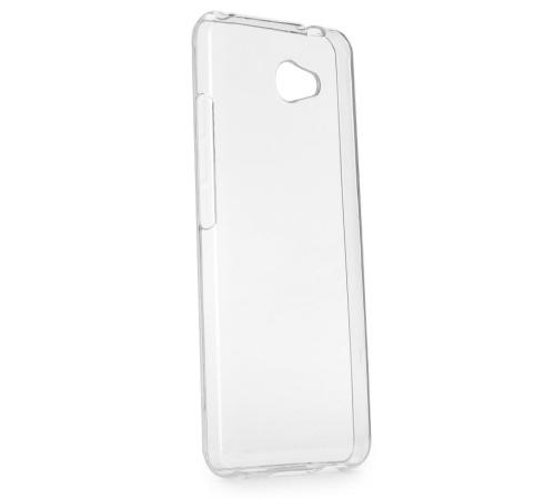 Ochranný zadní kryt Forcell Ultra Slim 0,5mm pro Vodafone Smart Ultra 7 bezbarvý