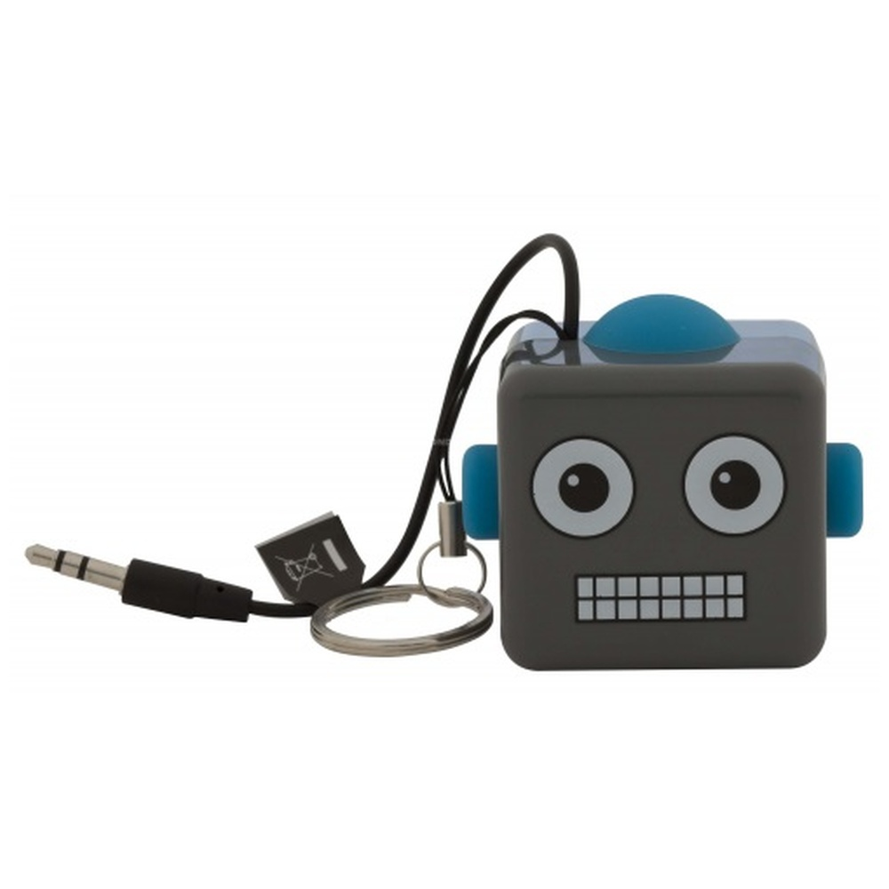 Reproduktor KITSOUND Mini Buddy ROBOT, 3,5 mm jack