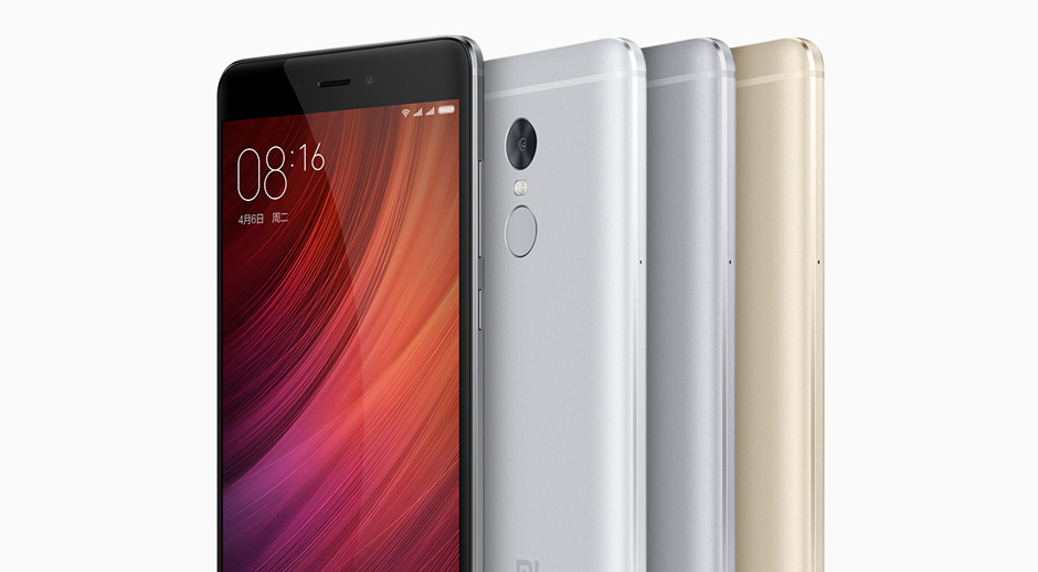 Xiaomi Redmi Note 4 Gold 16GB/2GB
