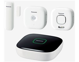 Panasonic Smart Home Safety Starter Kit Plus