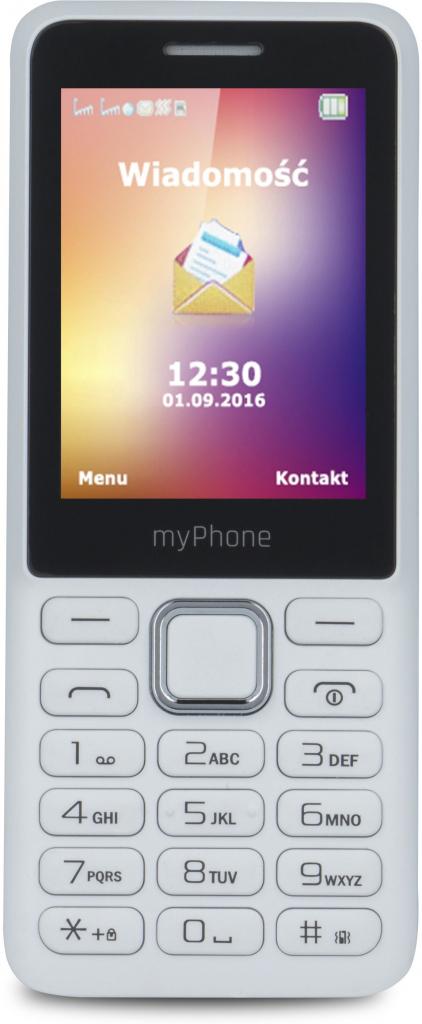 CPA myPhone 6310 White