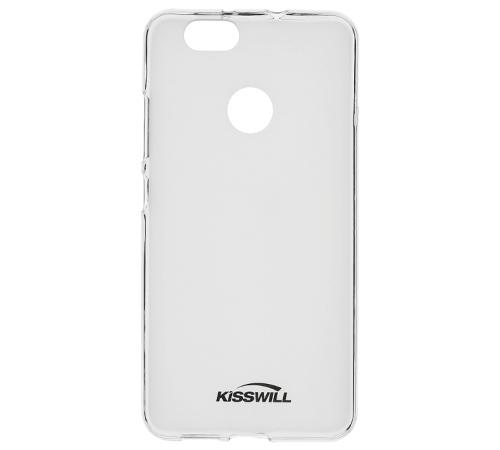 Kisswill silikonové pouzdro pro Huawei Nova, transparent