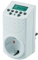 CONRAD Mini spínací zásuvka s časovačem GAO, 1800 W, IP20, digitální, týdenní