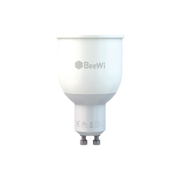 BeeWi Bluetooth Smart LED Color Bulb 4W GU10, chytrá programovatelná žárovka
