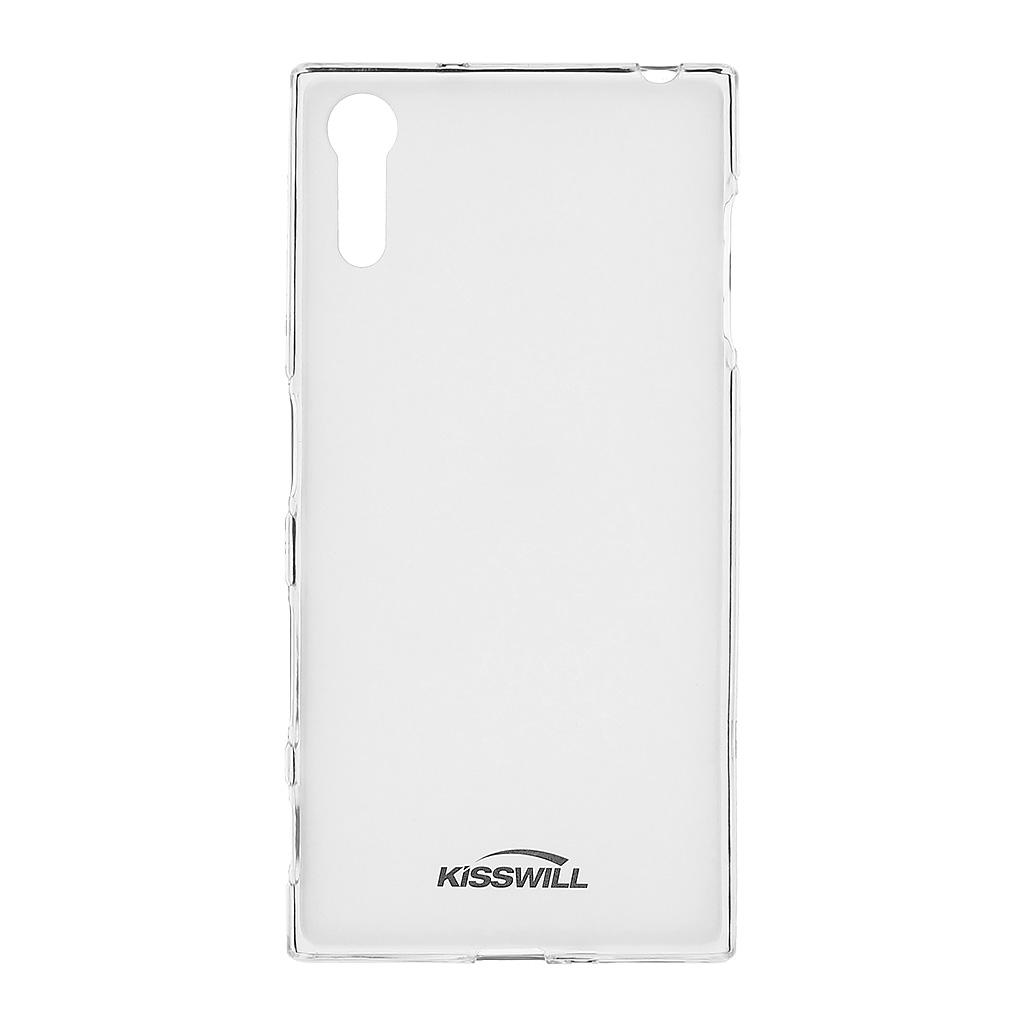 Kisswill silikonové pouzdro pro Sony Xperia XZ, Clear