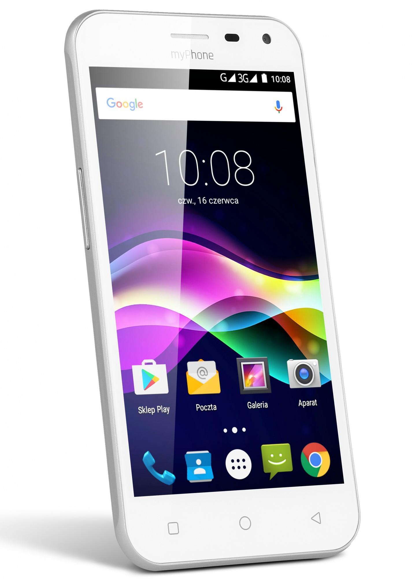 myPhone FUN 5 White