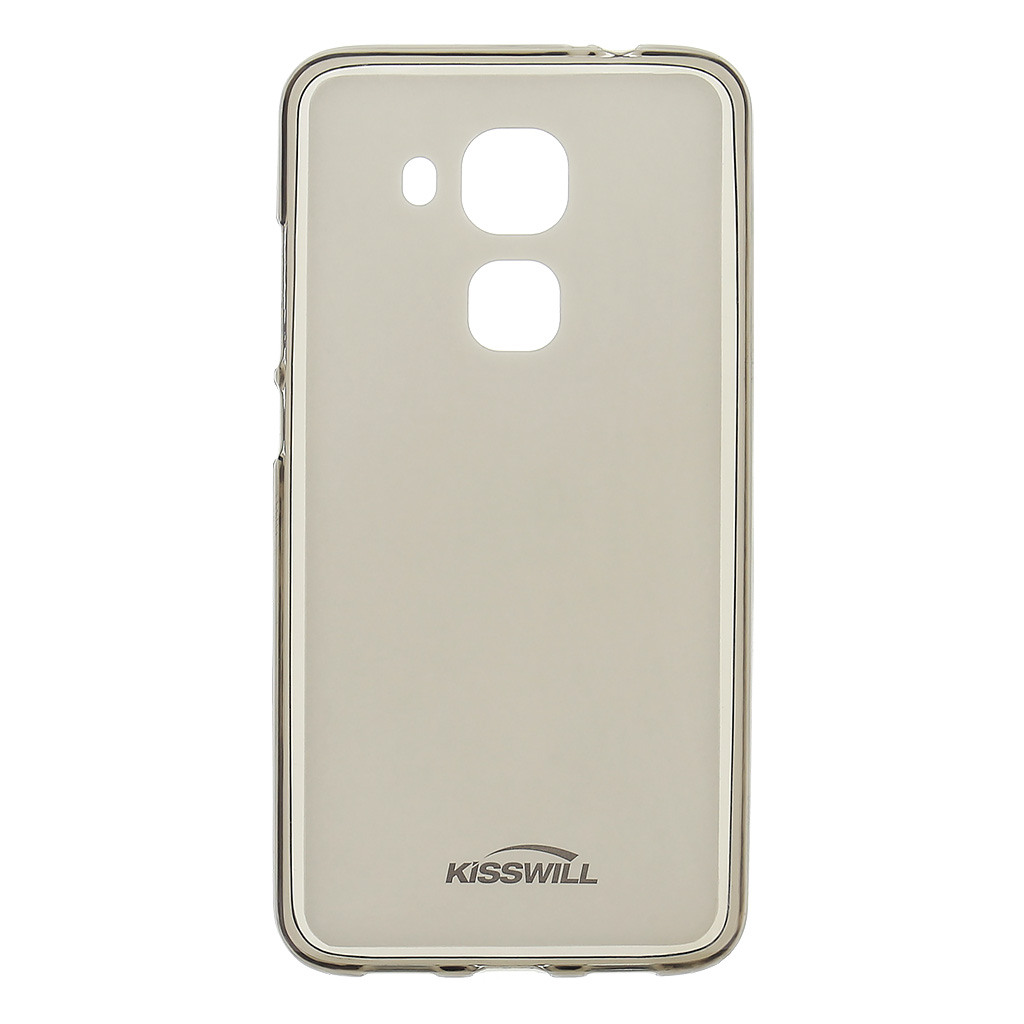 Kisswill silikonové pouzdro pro Huawei Nova Plus černé