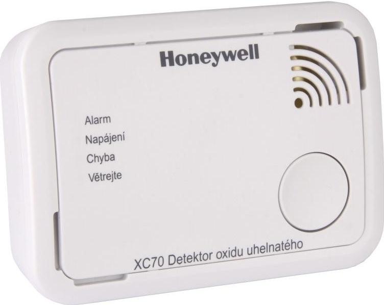 Honeywell detektor oxidu uhelnatého XC100D (CO Alarm)