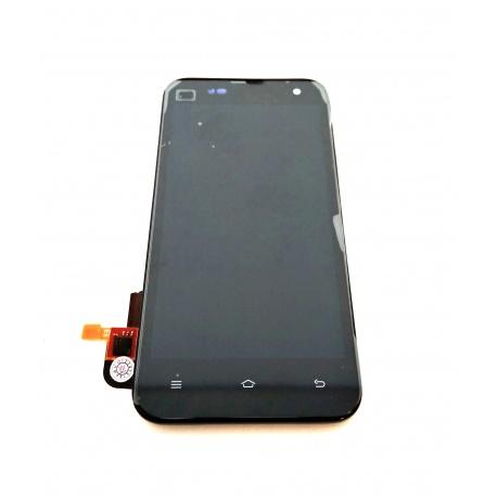 LCD display, dotyková deska a rámeček pro Xiaomi Mi2s Black