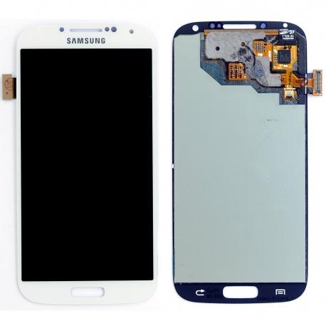 LCD display a dotyková deska pro Samsung Galaxy S4 (i9500) White