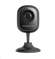 Creative LIVE! CAM IP SmartHD Wi-Fi monitorovací kamera - černá