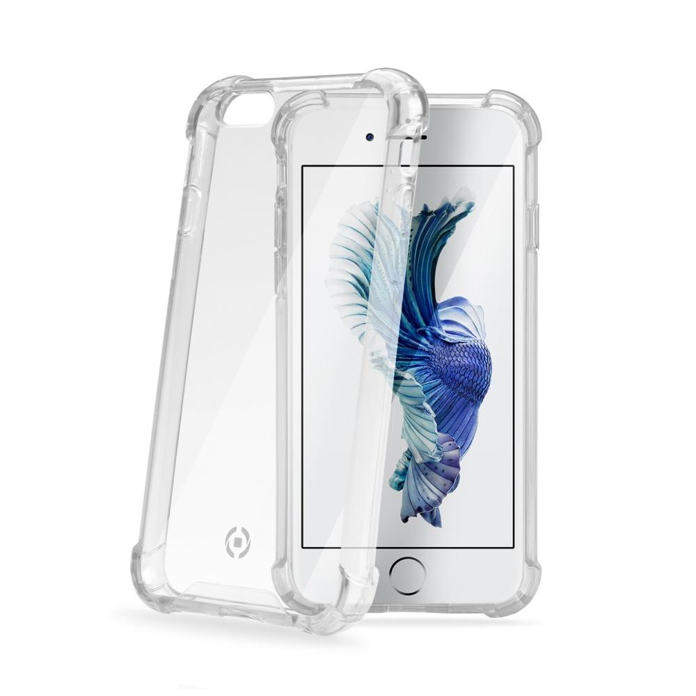 Zadní kryt CELLY Armor pro Apple iPhone 6S Plus, bílý