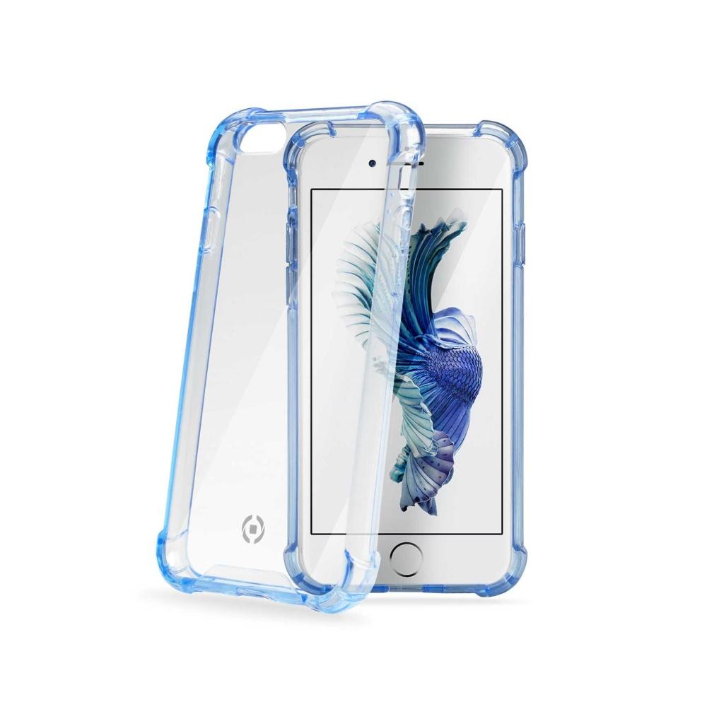 Zadní kryt CELLY Armor pro Apple iPhone 6/6S, modrý