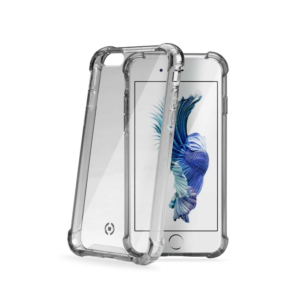Zadní kryt CELLY Armor pro Apple iPhone 6/6S, černý
