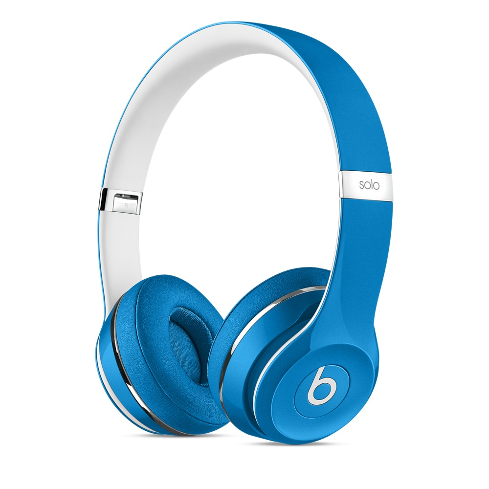 Beats Solo2 On-Ear sluchátka Luxe Blue