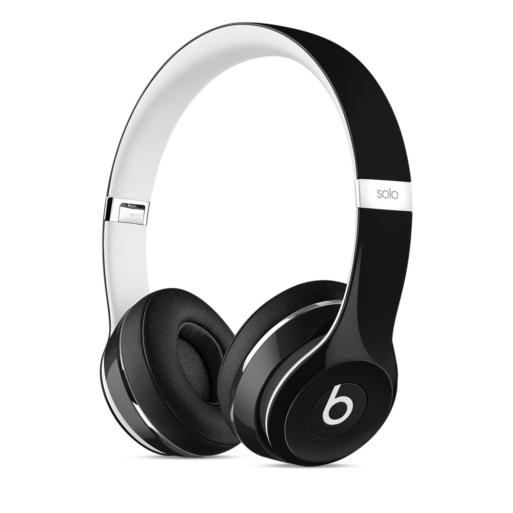 Beats Solo2 On-Ear sluchátka Luxe Black