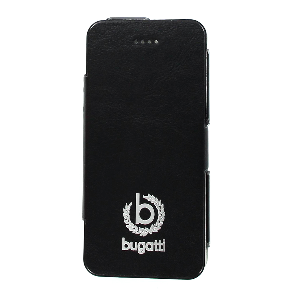 Bugatti Geneva Folio Pouzdro Black pro iPhone 5/5S