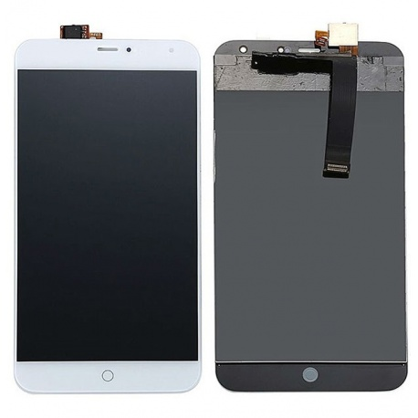 LCD display a dotyková deska pro Meizu MX4 White