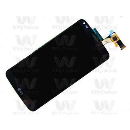 LCD display a dotyková deska pro LG G Flex 2 Black