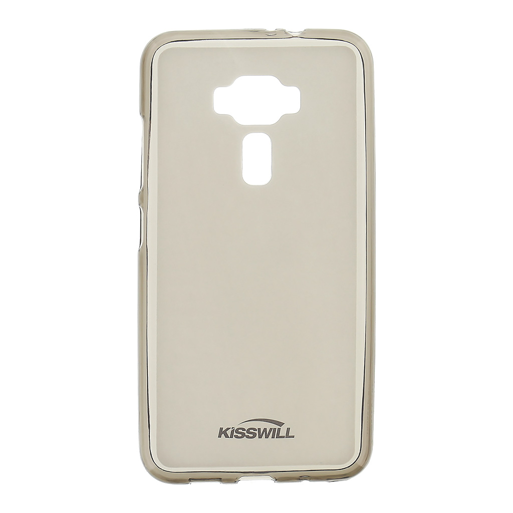 Silikonové pouzdro Kisswill pro Asus ZenFone 3 Max ZC520TL černé
