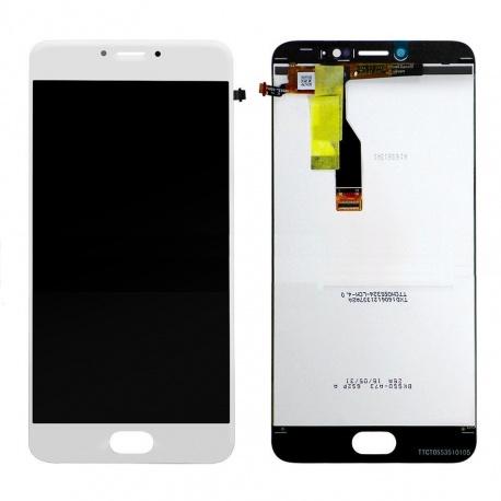 LCD display a dotyková deska pro Meizu M3 Note White