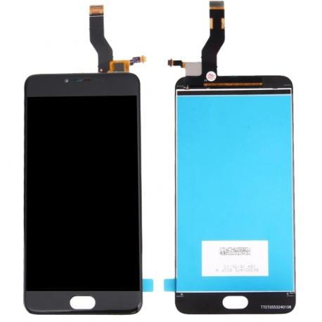 LCD display a dotyková deska pro Meizu M3 Note Black